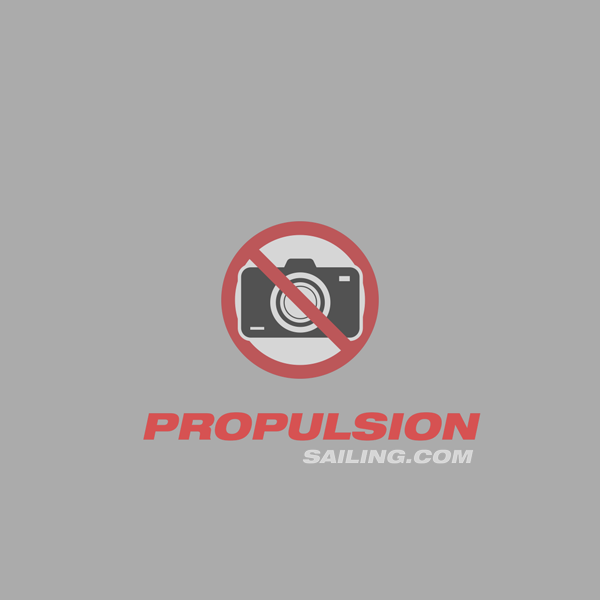 SAIL KIT KAYAK AQUA/CHARTREUSE