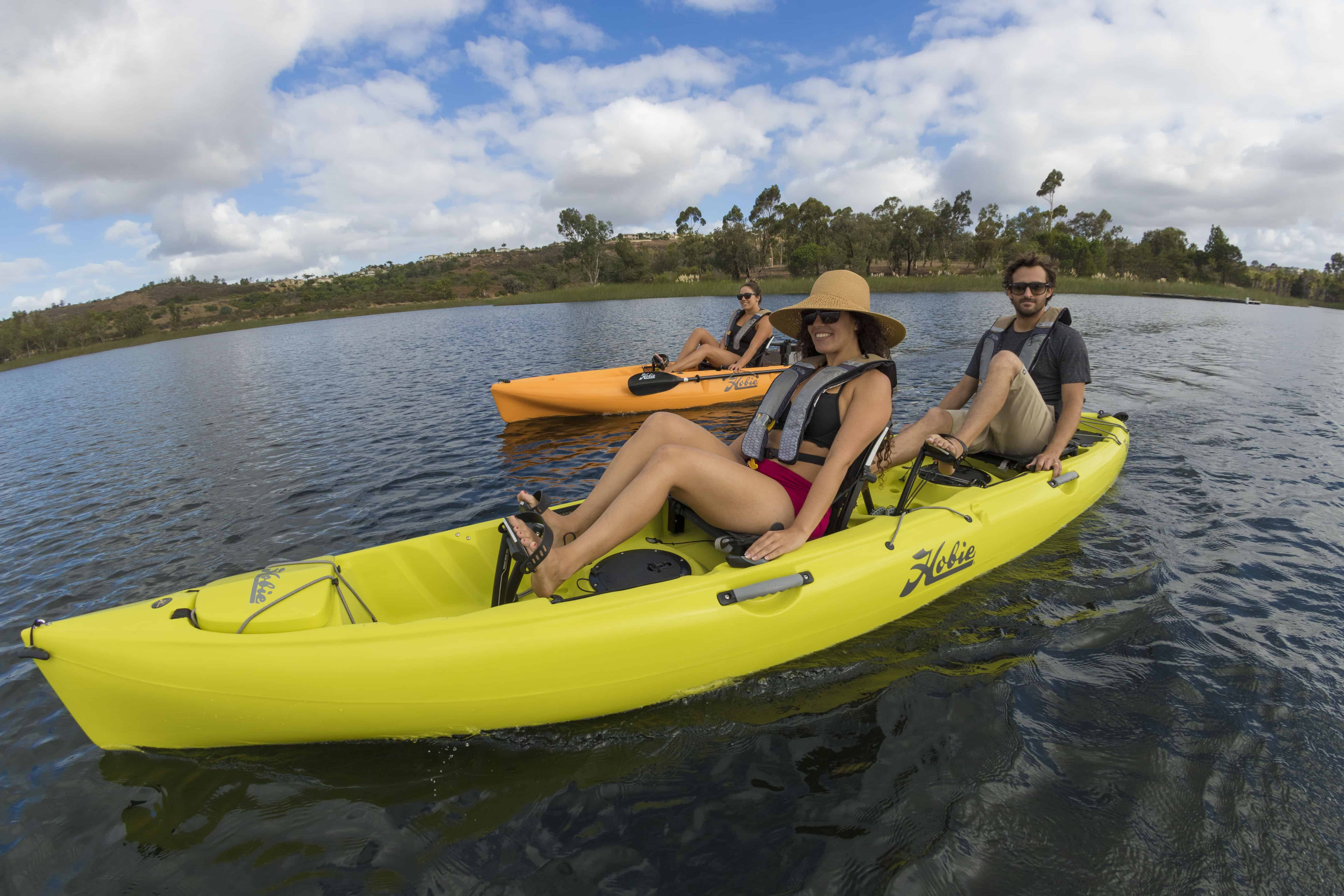 essaie de kayak