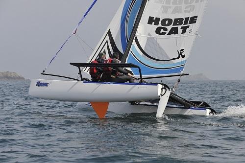 catamaran hobie cat pearl