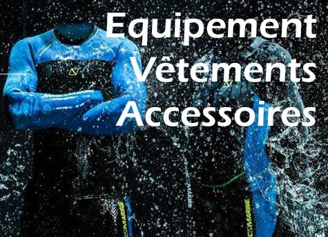 equipement vetements accessoires
