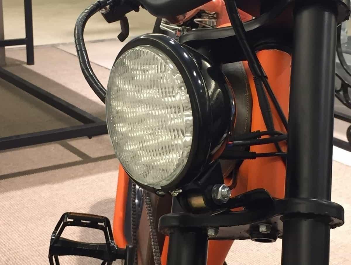 phare vélo